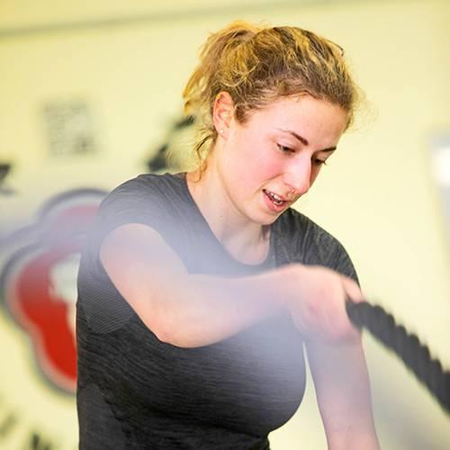 fitnesskurs bei chritasports in duesseldorf