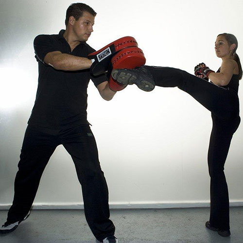 kickboxfit in duesseldorf